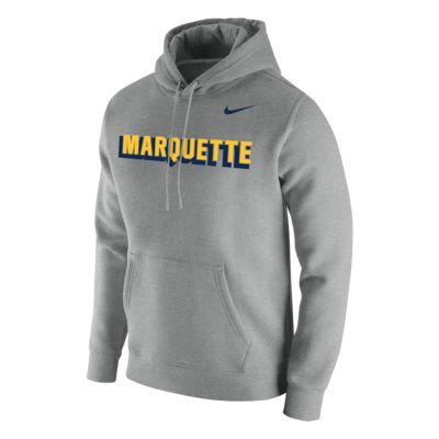 Nike College Club Fleece (Marquette) Men's Hoodie