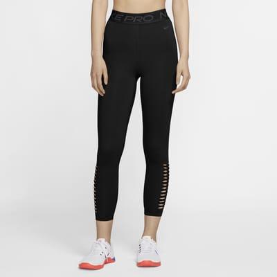 Nike Pro Women's High-Rise 7/8 Tights