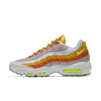 Nike Air Max 95 Unlocked By You Custom Lifestyle Shoe