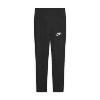 Nike Sportswear Older Kids' (Girls') High-Waisted Leggings