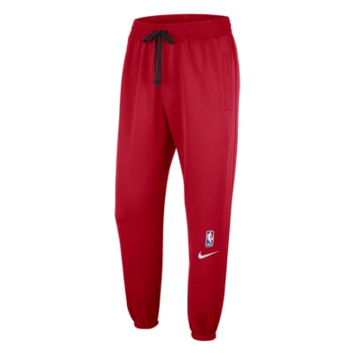Pantalones de la NBA Nike Therma Flex para hombre Chicago Bulls Showtime