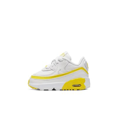 nike white air max 90 trainers toddler