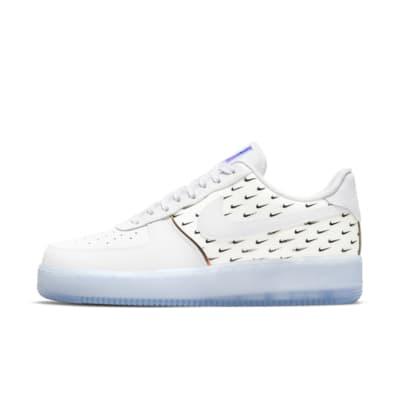 basket nike wmns air force 1 07 prm qs blanc