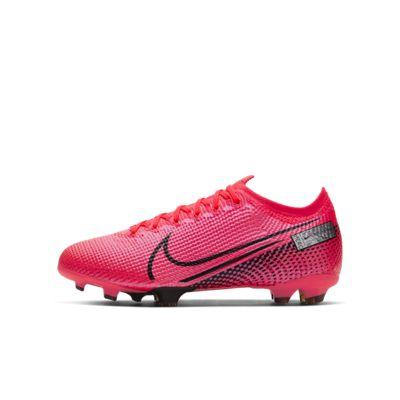 Nike Jr. Mercurial Vapor 13 Elite FG Older Kids' Firm-Ground Football Boot