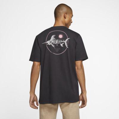 Hurley Premium Salty Bones Pocket Men's T-Shirt