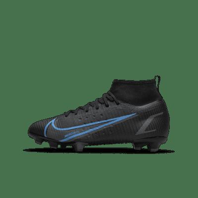 Chaussure de football à crampons pour terrain sec Nike Jr ...