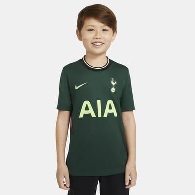 Tottenham Hotspur 2020/21 Stadium Away-fodboldtrøje til store børn