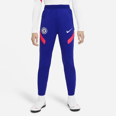 Chelsea F.C. Strike Men's Knit Football Pants