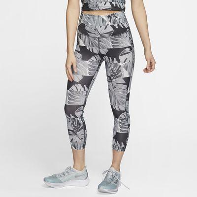 Nike Fast Women's Crop Running Tights