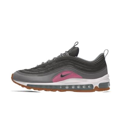 รองเท้าตามไลฟ์สไตล์ผู้หญิงออกแบบเอง Nike Air Max 97 By You