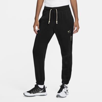 Женские баскетбольные брюки Nike Swoosh Fly Standard Issue