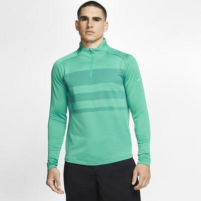Nike Dri-FIT Vapor-golfoverdel med halv lynlås til mænd