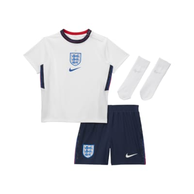 England 2020 Home Baby and Toddler Football Kit