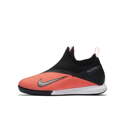 Nike Jr. Phantom Vision 2 Academy Dynamic Fit IC Younger/Older Kids' Indoor Court Football Shoe