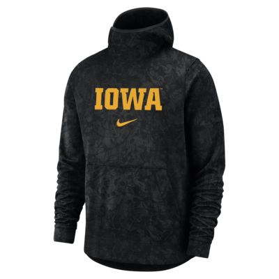 Nike College Dri-FIT Spotlight (Iowa) Men's Pullover Basketball Hoodie