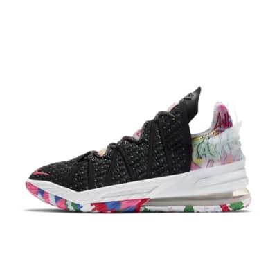 LeBron 18 Basketball Shoe. Nike.com