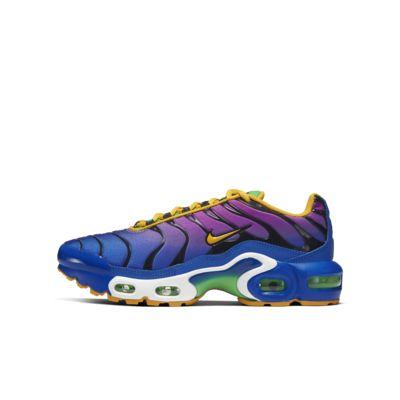 Nike Air Max Plus Big Kids' Shoe. Nike.com