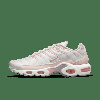air max plus grigio e rosa