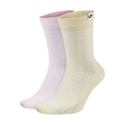 Chaussettes mi-mollet Nike Sportswear SNEAKR Sox (2 paires)