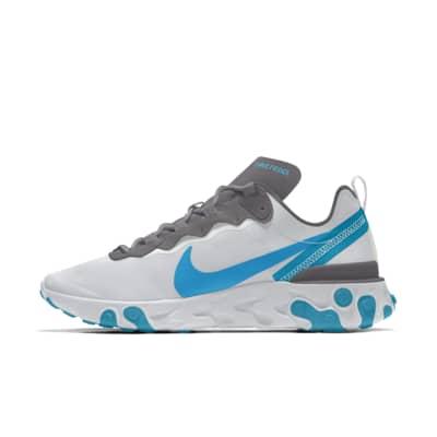 Nike React Element 55 By You Custom Women's Lifestyle Shoe