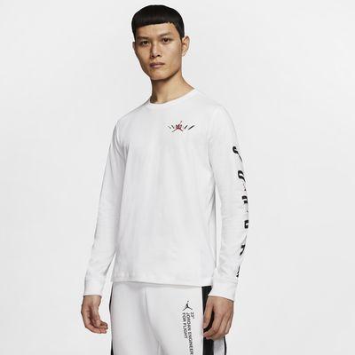 Tee-shirt à manches longues Jordan Air « Swerve » pour Homme