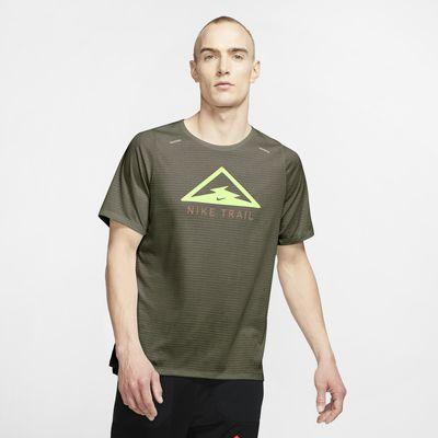 Prenda para la parte superior de trail running para hombre Nike Rise 365 Trail