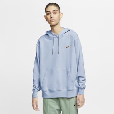 Женская худи с логотипом Swoosh Nike Sportswear