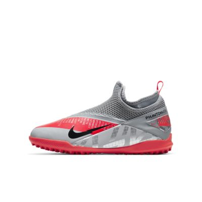 Nike Jr. Phantom Vision 2 Academy Dynamic Fit TF Younger/Older Kids' Artificial-Turf Football Shoe