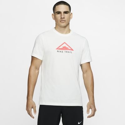 Playera de trail running para hombre Nike Dri-FIT Trail