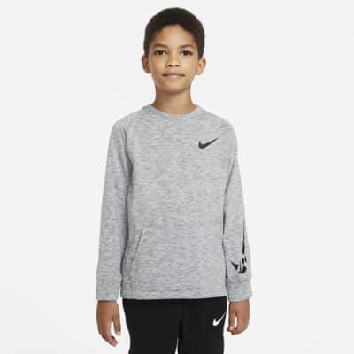 Haut de training en tissu Fleece Nike pour Garçon plus âgé