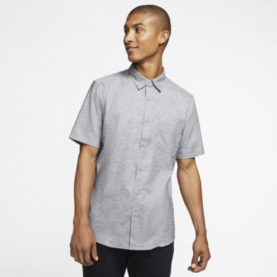 Hurley Marwick Camisa de manga corta - Hombre