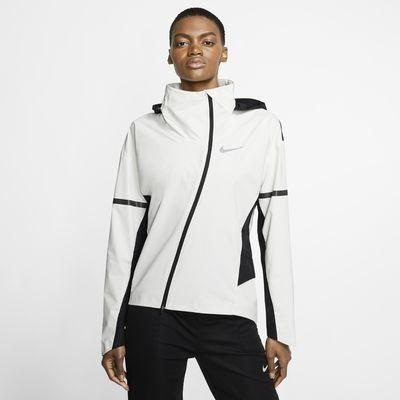 Køb Nike AeroShield Hooded Løbejakke til Dame i Sort til