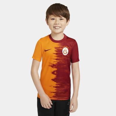 Galatasaray 2020/21 Home Older Kids' Football Shirt