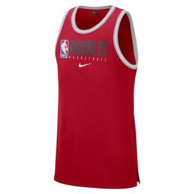Pánské tílko NBA Nike Dri-FIT Houston Rockets DNA