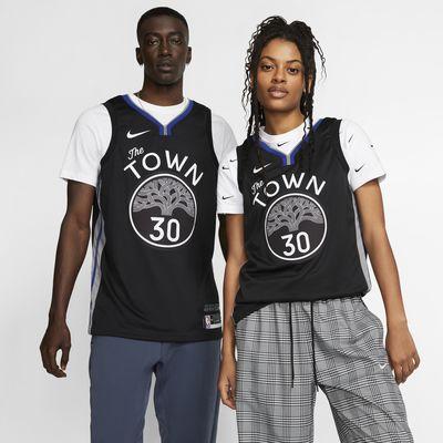Stephen Curry Warriors – City Edition Nike NBA Swingman Jersey