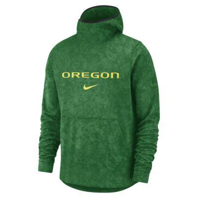 Nike College Dri-FIT Spotlight (Oregon) Men's Pullover Basketball Hoodie