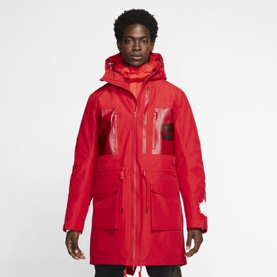 Nike x Undercover 3-Layer Fishtail Parka