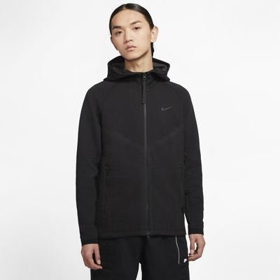 Nike Sportswear Tech Pack Windrunner 男子全长拉链开襟连帽衫