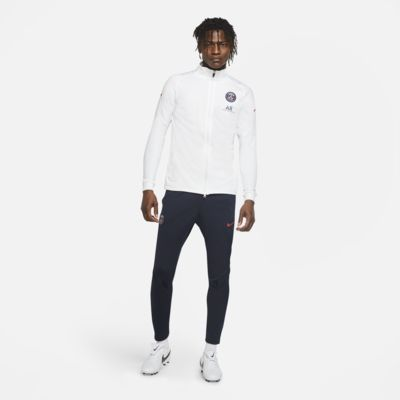 Paris Saint-Germain Strike Men's Knit Football Tracksuit