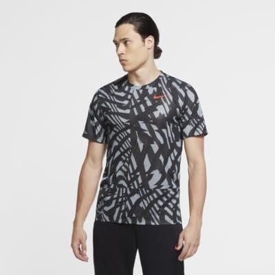 Nike Legend 男款印花訓練 T 恤