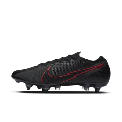 Chaussure de football à crampons pour terrain gras Nike Mercurial Vapor 13 Elite SG PRO Anti Clog Traction