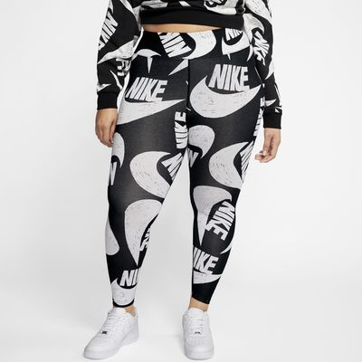 Legging imprimé Nike Sportswear Icon Clash pour Femme (grande taille)