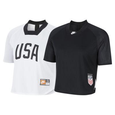U.S. Women's Short-Sleeve Reversible Soccer Top
