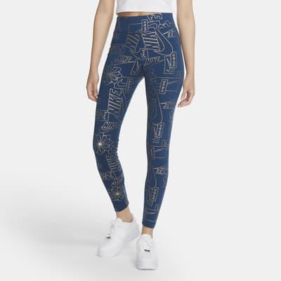 Leggings de cintura alta para mujer Nike Sportswear Icon Clash
