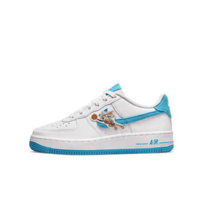 Nike Air Force 1 x Space Jam: A New Legacy Big Kids' Shoes