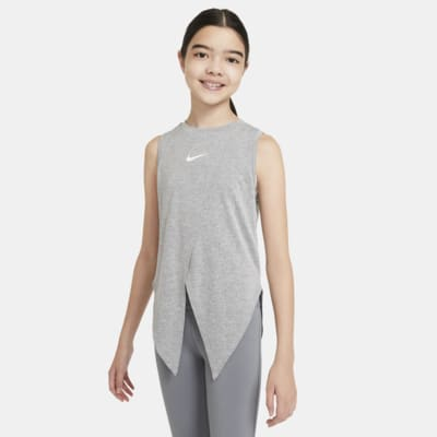 Nike Older Kids' (Girls') Training Top