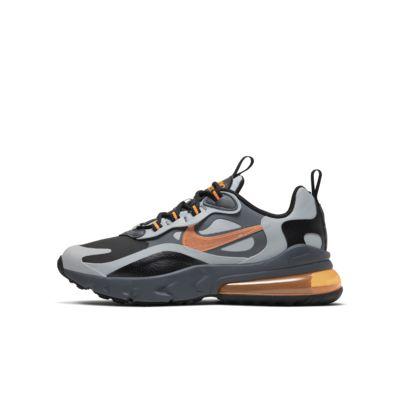 Nike Air Max 270 React Winter cipő nagyobb gyerekeknek