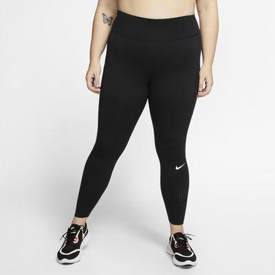 Damskie legginsy do biegania Nike Epic Lux (duże rozmiary)