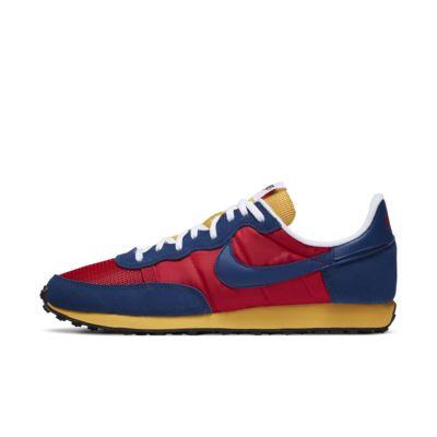 nike blue shoes mens