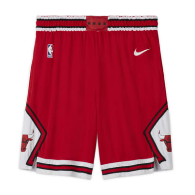 Chicago Bulls Icon Edition Men's Nike NBA Swingman Shorts